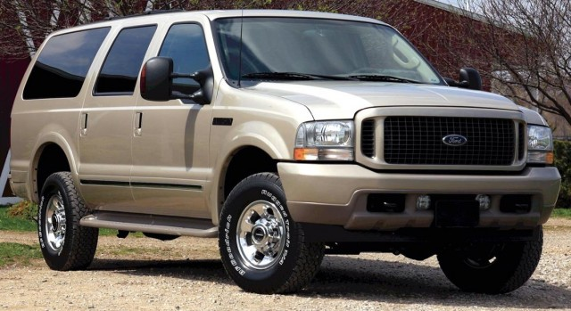 Ford Excursion 1999 foto attēls