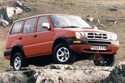 Ford Maverick 2000 foto attēls