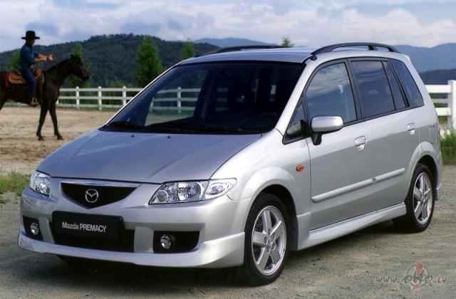 Mazda Premacy Reviews - Mazda premacy problems