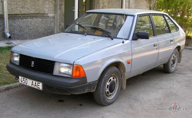 Moskvitch 2141 1986 foto attēls
