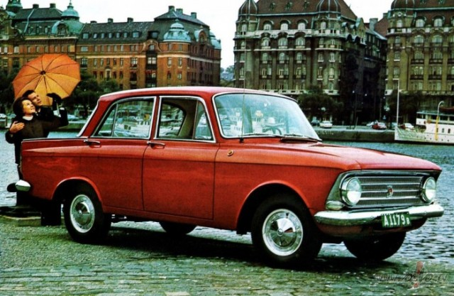 Moskvitch 408 1964 foto