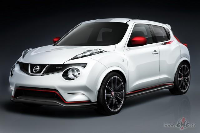 Nissan Juke 2010 foto attēls